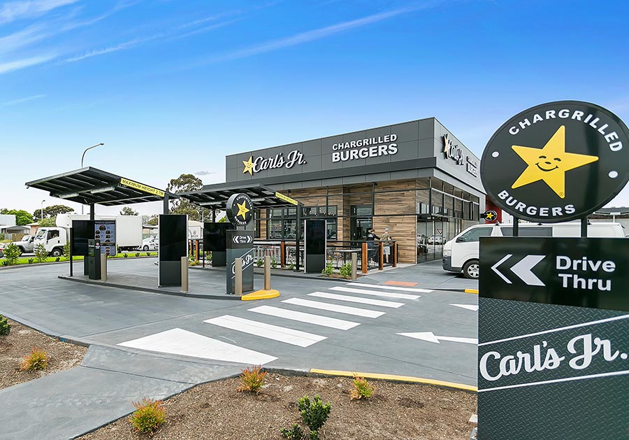 Find a Carl's Jr. restaurant near you! | Carl's Jr. Australia